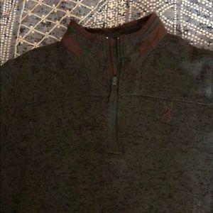 Browning Quarterzip Pull over